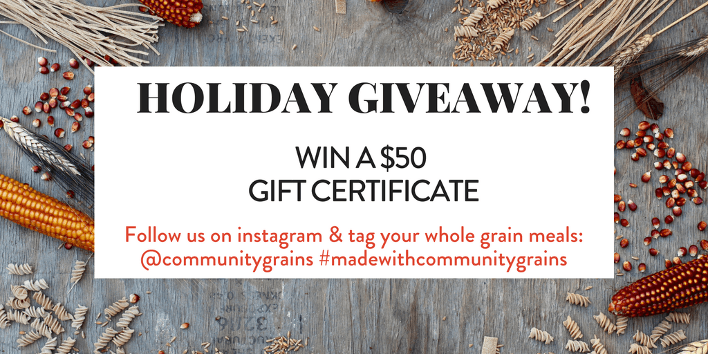 Facebook Holiday Giveaway
